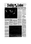 New Mexico Daily Lobo, Volume 089, No 138, 4/17/1985
