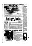 New Mexico Daily Lobo, Volume 089, No 140, 4/19/1985