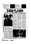 New Mexico Daily Lobo, Volume 089, No 141, 4/22/1985