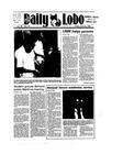 New Mexico Daily Lobo, Volume 089, No 145, 4/26/1985