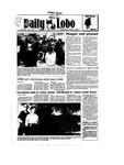 New Mexico Daily Lobo, Volume 089, No 146, 5/1/1985