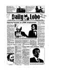 New Mexico Daily Lobo, Volume 089, No 147, 5/6/1985