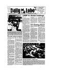 New Mexico Daily Lobo, Volume 089, No 150, 6/13/1985