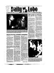 New Mexico Daily Lobo, Volume 089, No 152, 6/27/1985