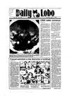 New Mexico Daily Lobo, Volume 089, No 154, 7/11/1985