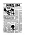 New Mexico Daily Lobo, Volume 089, No 155, 7/18/1985