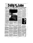 New Mexico Daily Lobo, Volume 089, No 156, 7/25/1985