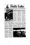 New Mexico Daily Lobo, Volume 090, No 3, 8/27/1985