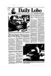 New Mexico Daily Lobo, Volume 090, No 4, 8/28/1985