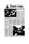 New Mexico Daily Lobo, Volume 090, No 5, 8/29/1985