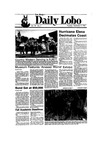 New Mexico Daily Lobo, Volume 090, No 7, 9/3/1985