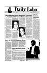 New Mexico Daily Lobo, Volume 090, No 9, 9/5/1985
