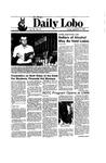 New Mexico Daily Lobo, Volume 090, No 10, 9/6/1985