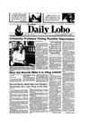 New Mexico Daily Lobo, Volume 090, No 11, 9/9/1985
