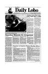 New Mexico Daily Lobo, Volume 090, No 12, 9/10/1985