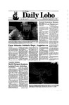 New Mexico Daily Lobo, Volume 090, No 13, 9/11/1985