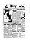 New Mexico Daily Lobo, Volume 090, No 14, 9/12/1985