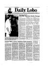 New Mexico Daily Lobo, Volume 090, No 19, 9/19/1985