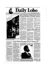 New Mexico Daily Lobo, Volume 090, No 20, 9/20/1985