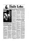 New Mexico Daily Lobo, Volume 090, No 22, 9/24/1985