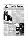 New Mexico Daily Lobo, Volume 090, No 23, 9/25/1985