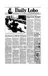 New Mexico Daily Lobo, Volume 090, No 24, 9/26/1985