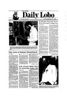 New Mexico Daily Lobo, Volume 090, No 25, 9/27/1985