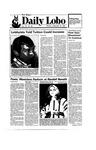 New Mexico Daily Lobo, Volume 090, No 26, 9/30/1985