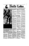 New Mexico Daily Lobo, Volume 090, No 29, 10/3/1985