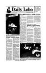 New Mexico Daily Lobo, Volume 090, No 30, 10/4/1985