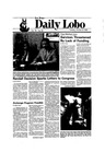 New Mexico Daily Lobo, Volume 090, No 32, 10/8/1985