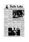 New Mexico Daily Lobo, Volume 090, No 36, 10/14/1985
