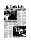 New Mexico Daily Lobo, Volume 090, No 37, 10/15/1985