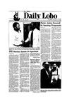 New Mexico Daily Lobo, Volume 090, No 39, 10/17/1985