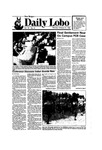 New Mexico Daily Lobo, Volume 090, No 41, 10/21/1985