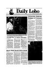 New Mexico Daily Lobo, Volume 090, No 42, 10/22/1985