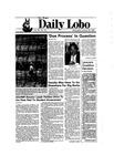 New Mexico Daily Lobo, Volume 090, No 43, 10/23/1985