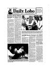 New Mexico Daily Lobo, Volume 090, No 45, 10/25/1985