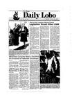 New Mexico Daily Lobo, Volume 090, No 46, 10/28/1985