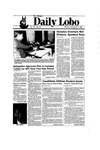 New Mexico Daily Lobo, Volume 090, No 49, 11/4/1985