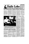 New Mexico Daily Lobo, Volume 090, No 50, 11/5/1985