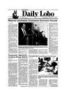 New Mexico Daily Lobo, Volume 090, No 51, 11/6/1985
