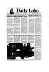 New Mexico Daily Lobo, Volume 090, No 52, 11/7/1985