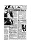 New Mexico Daily Lobo, Volume 090, No 58, 11/15/1985