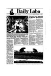 New Mexico Daily Lobo, Volume 090, No 60, 11/19/1985