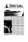 New Mexico Daily Lobo, Volume 090, No 61, 11/20/1985