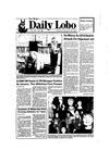 New Mexico Daily Lobo, Volume 090, No 64, 11/25/1985