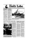 New Mexico Daily Lobo, Volume 090, No 65, 11/26/1985