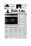 New Mexico Daily Lobo, Volume 090, No 67, 12/2/1985