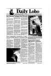 New Mexico Daily Lobo, Volume 090, No 68, 12/3/1985